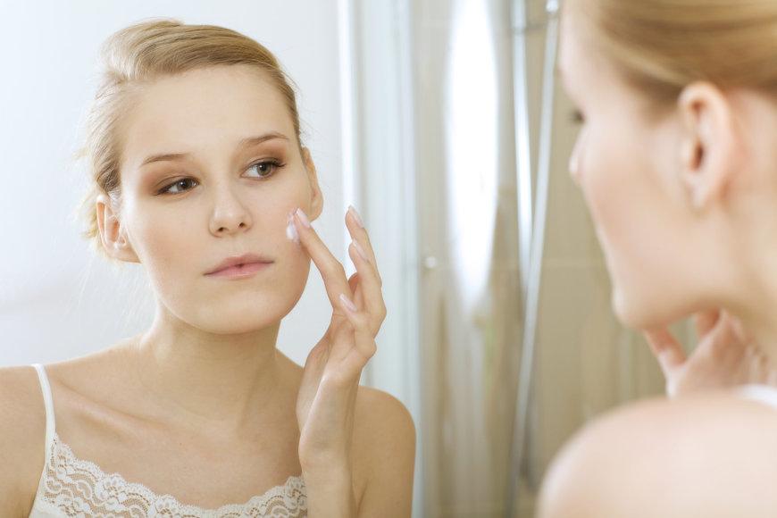 Veido odos priežiūra