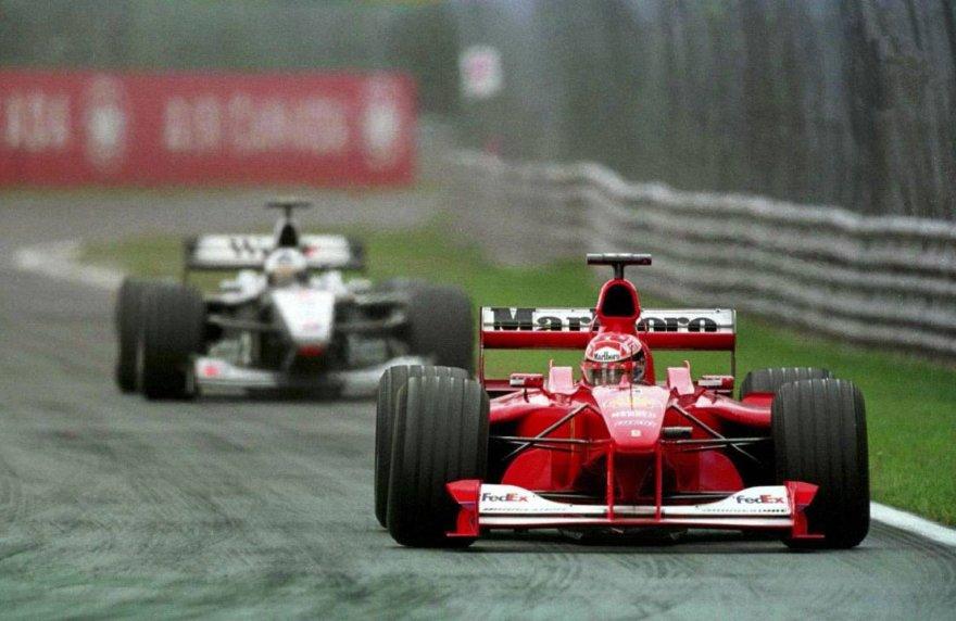"""Ferrari F-2000"" formulė"