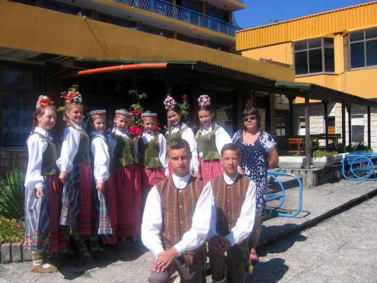 Kelionė į Bulgariją