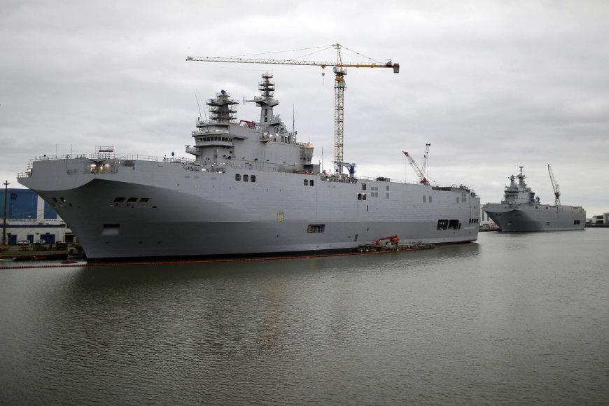 Mistral klasės karo laivas