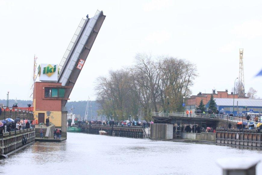 Pilies tiltui Klaipėdoje rekonstruoti prireiks per 11 mln. Lt.