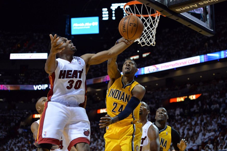 """""""Heat"""" – """"Pacers"""""""