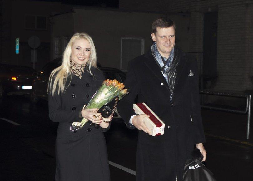 Natalija Bunkė ir Danielius Bunkus