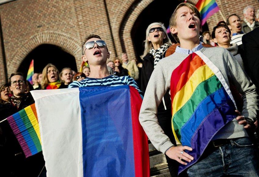 Rusijos homoseksualų palaikymas