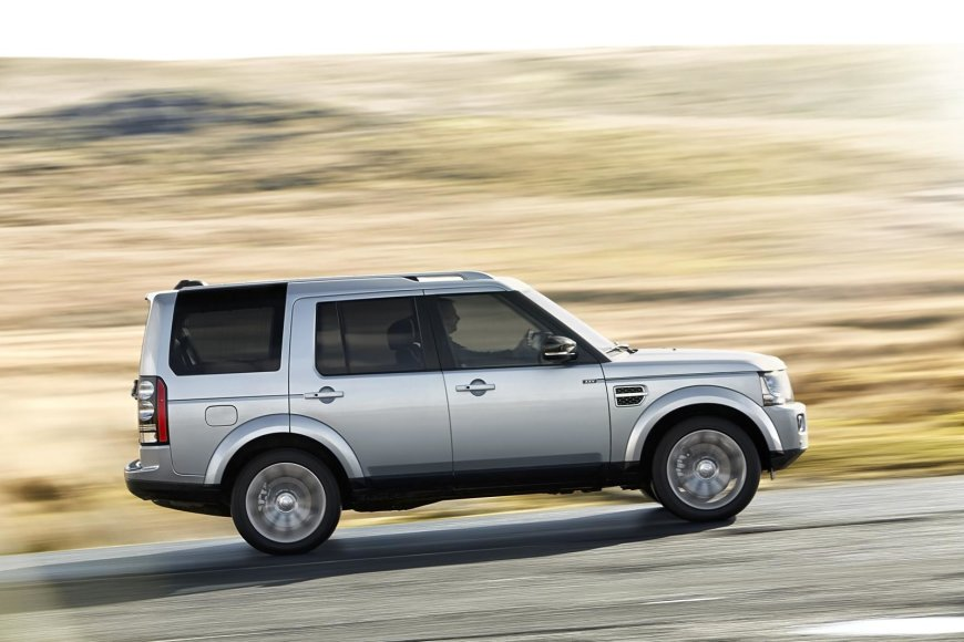 """Land Rover Discovery XXV"""