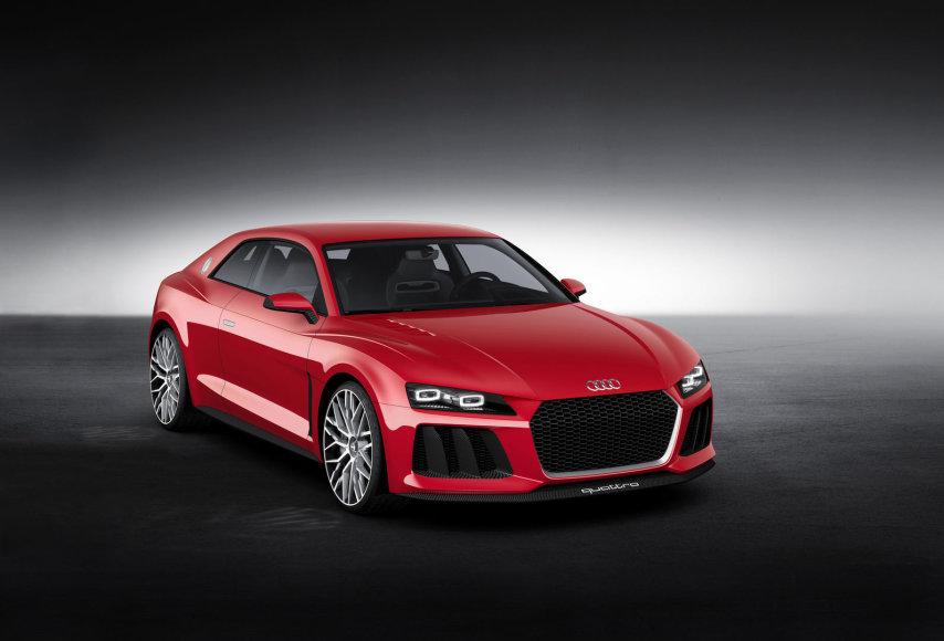 """Audi Sport quattro laserlight"" konceptas"
