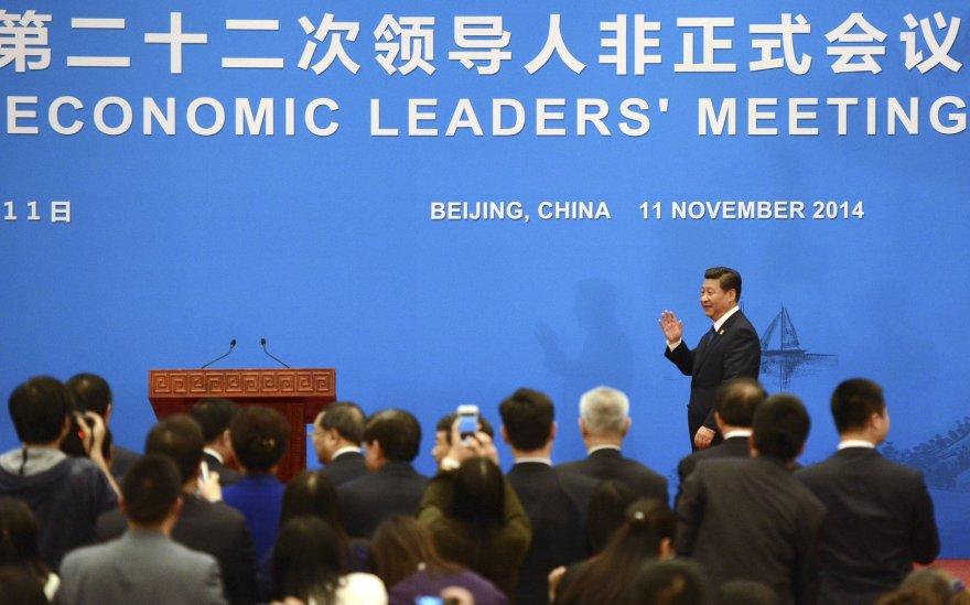 APEC susitikimas Pekine