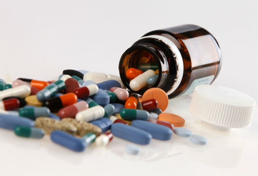 Tabletės ir kapsulės
