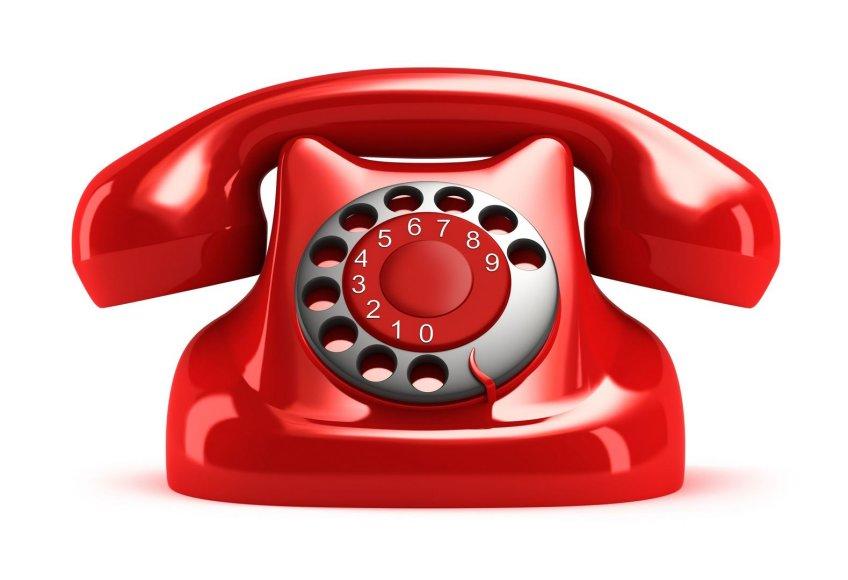 Laidinis telefono aparatas