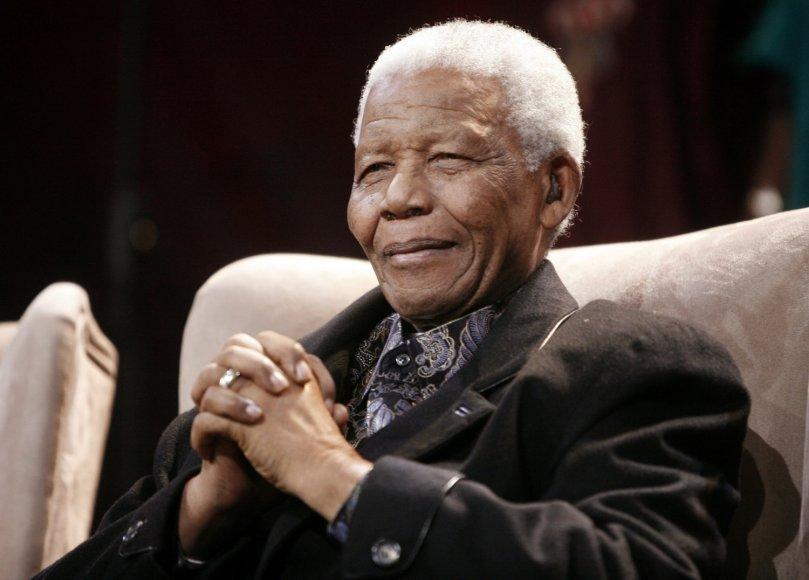 Nelsonas Mandela 2008-aisiais