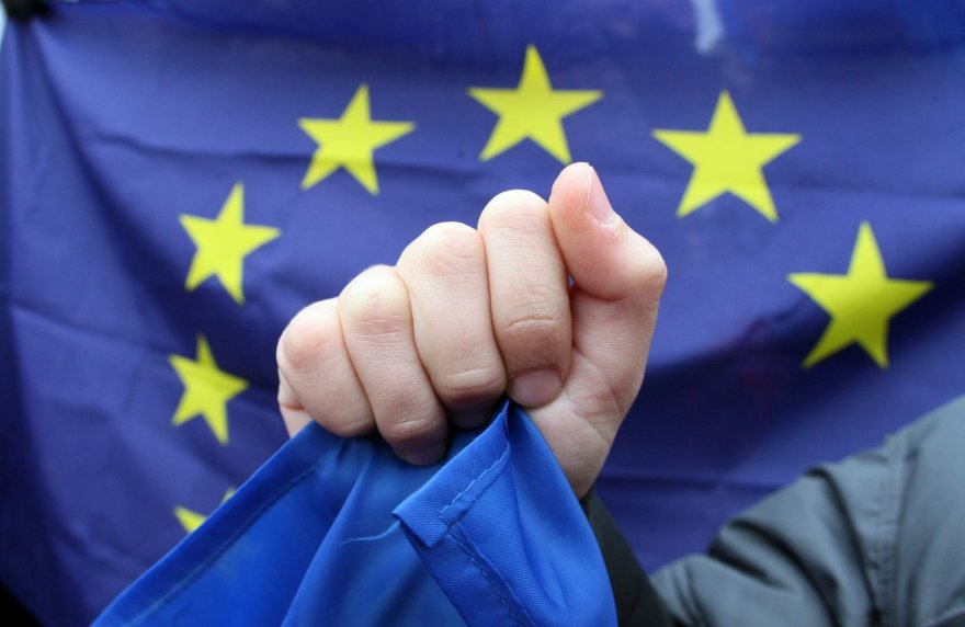 ES vėliava