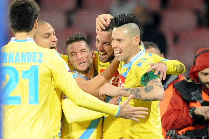 """""""Napoli"""" triumfas"""