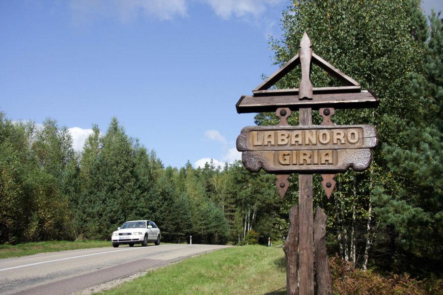 Labanoro giria