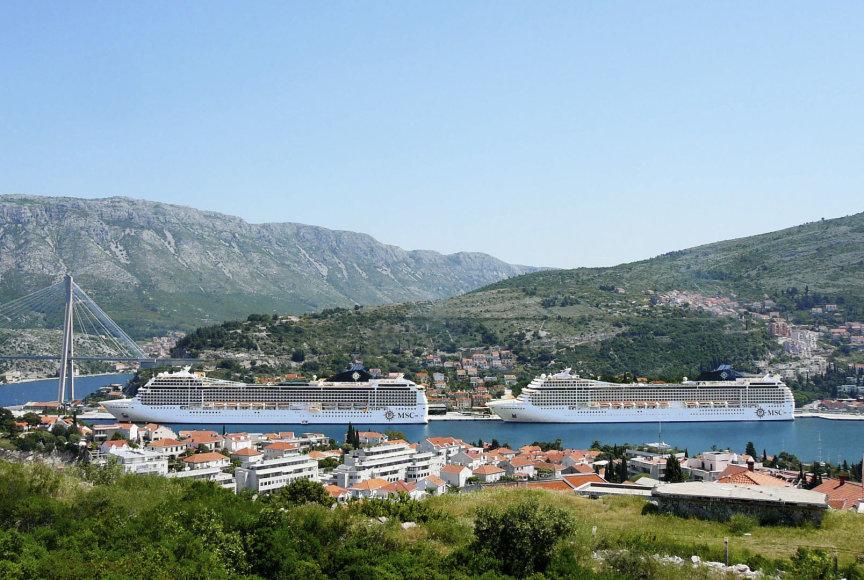 """Tiek klientai, tiek agentūros darbuotojai puikiai įvertino """"MSC Cruises"""" maršrutus, laivus, aukšto lygio europietišką aptarnavimą, įsitikino, kad produktas puikiai tinka įvairaus amžiaus keliautojams."""