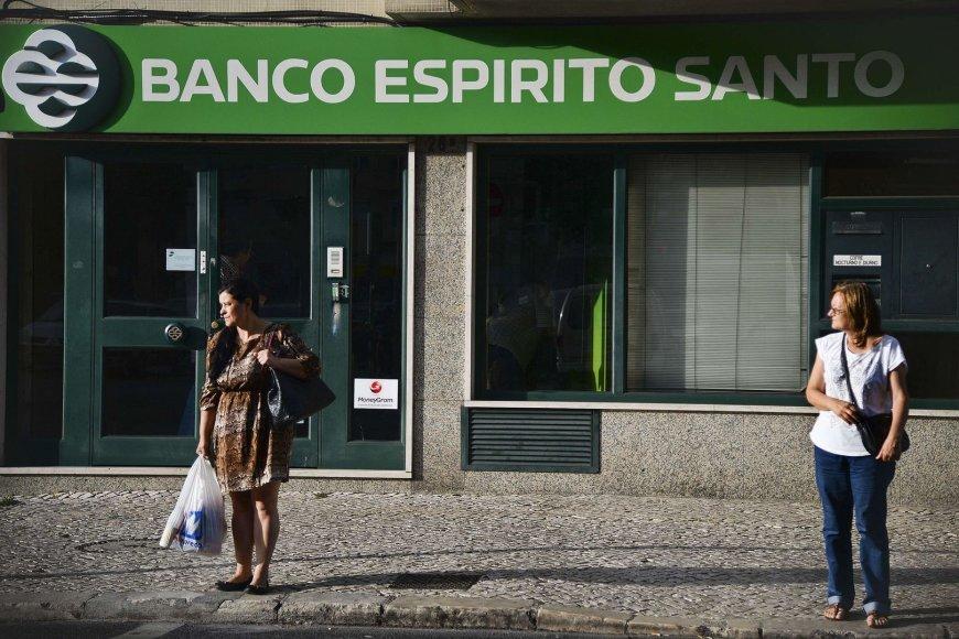 """Banco Espirito Santo"""