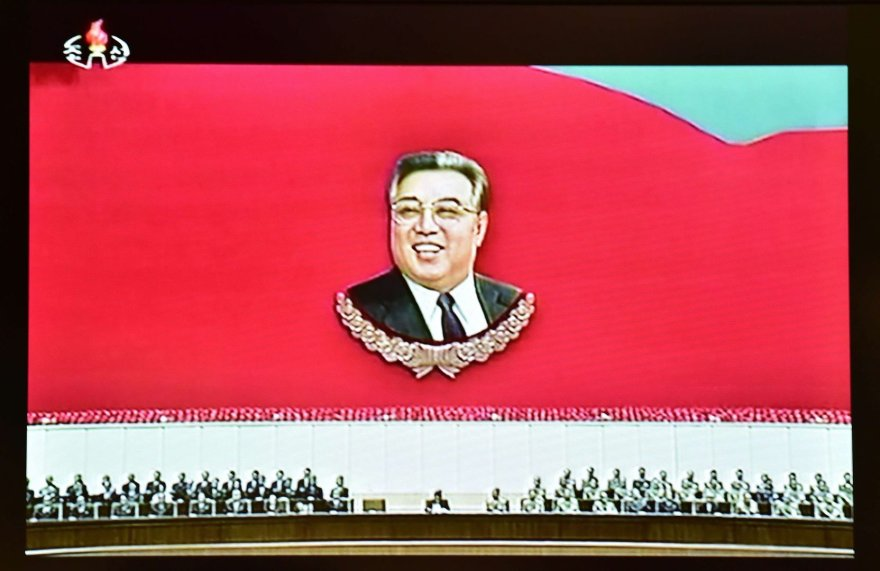 Buvęs Šiaurės Korėjos lyderis Kim Ir Senas