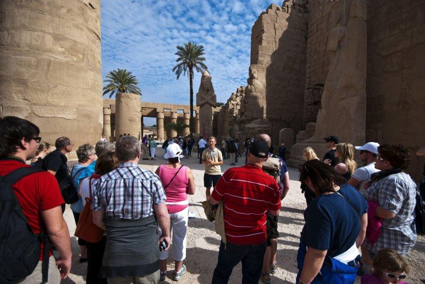 Kelionės gidas Egipte
