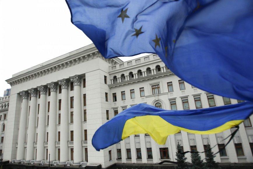 Ukrainos prezidento administracijos pastatas