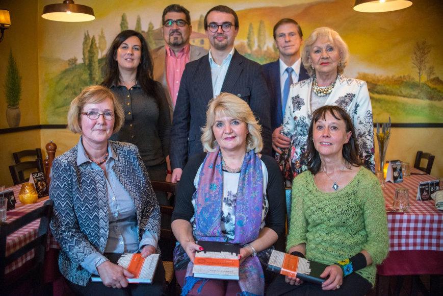 Visuomenininkai susitiko su geriausiais Kauno mokytojais