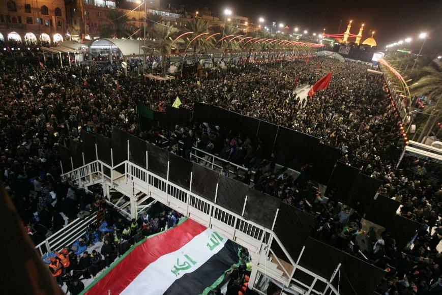 Šventė Irake