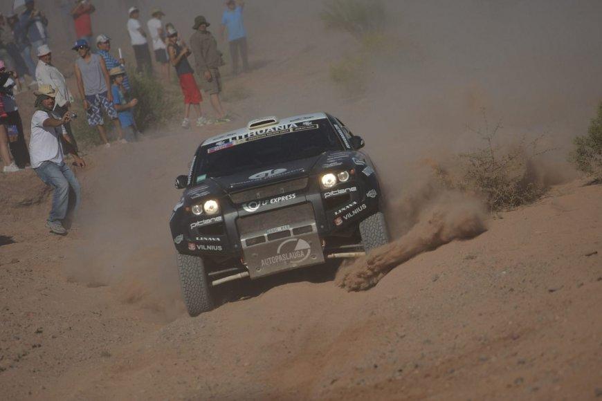 Penktas Dakaro ralio greičio ruožas