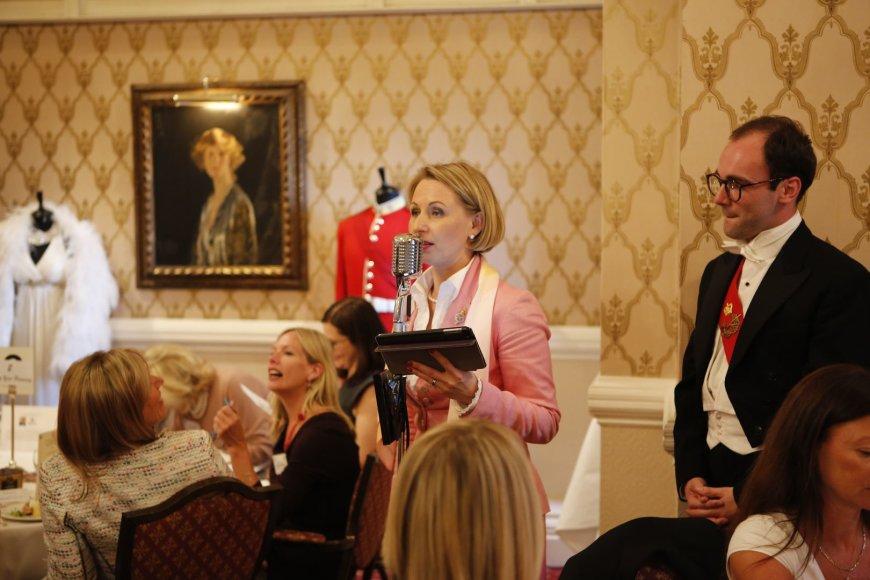 Londone gyvenančios lietuvės verslininkės Jurgos Žilinskienės iniciatyva pradedami steigti Moterų komercijos rūmai LondoneSityje.