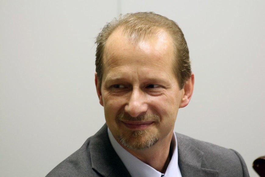 profesorius daktaras Ryšardas Burda