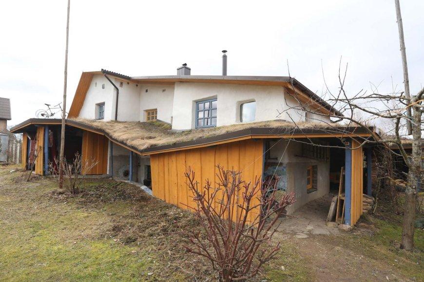 Roberto Bartašiaus šeimos namas
