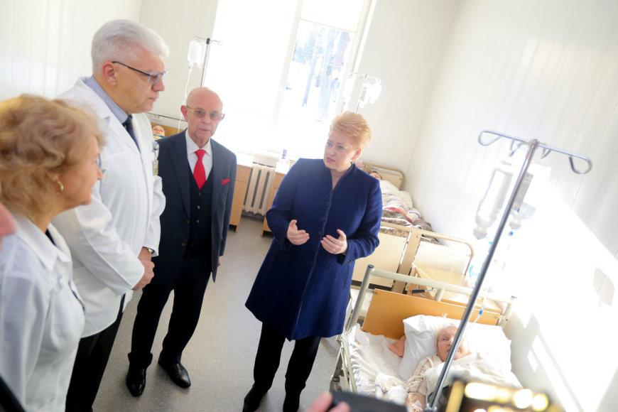 Vilniaus Infekcinių ligų ir tuberkuliozės ligoninė