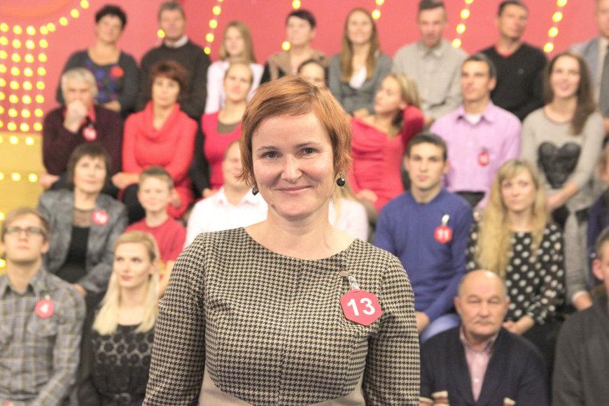 """Aurelija Rudzianskaitė iš Kėdainių """"Teleloto"""" žaidime laimėjo automobilį """"Toyota Yaris""""."""