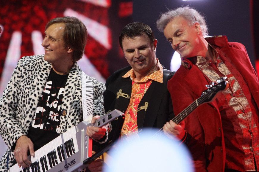 """Kauno """"Žalgirio"""" arenoje pirmą kartą koncertuosiantys grupė """"Joy"""""""