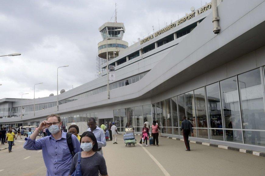 Lagoso oro uostas