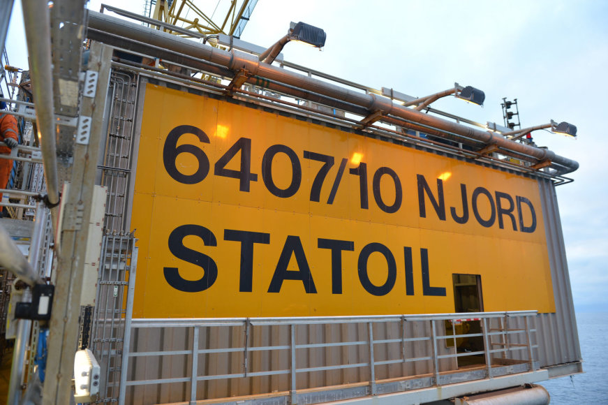"""""""Statoil"""""""