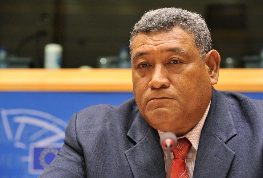 Tuvalu ministras pirmininkas Apisai Ielemia