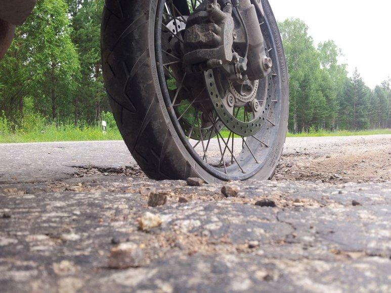 Aido Bubino motociklas