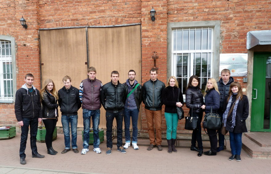 KTU studentų vizitas į Panevėžio pataisos namus