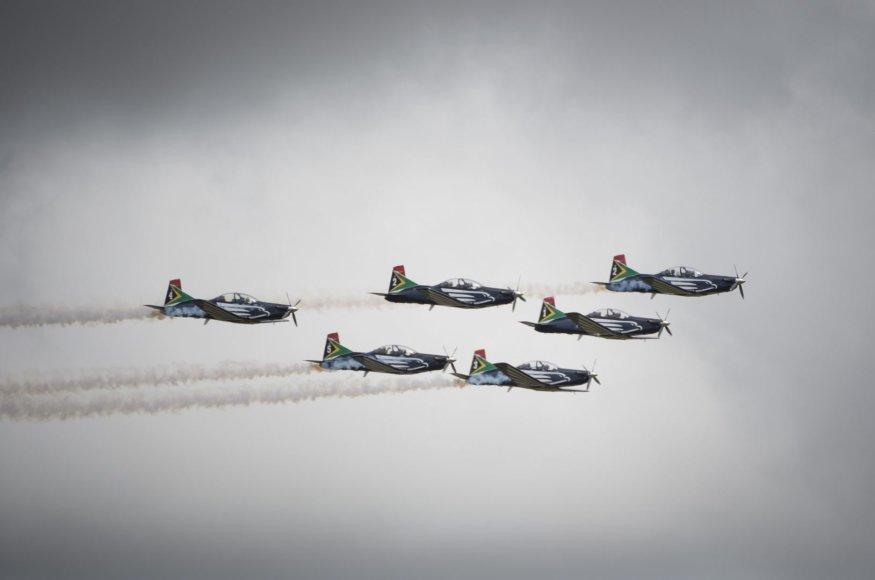 Nelsono Mandelos palaikai iš Vaterklofo oro pajėgų bazės bus skraidinami į Rytų Kyšulį