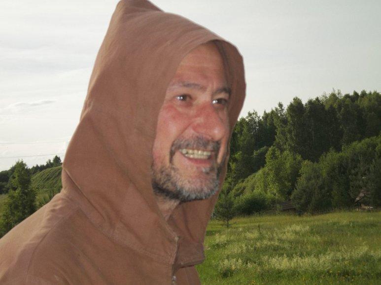 """Darželių krikščioniškos bendruomenės """"Kelias"""" įkūrėjas Gintautas Mackonis. G.Gaivenytės nuotr."""