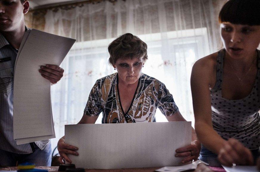 Rinkimų komisija Ukrainoje