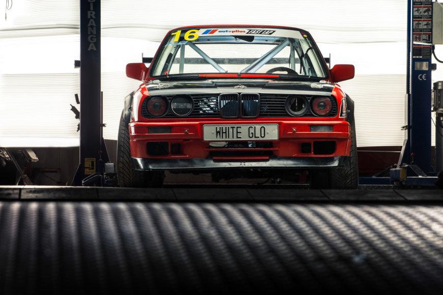 Mindaugo Rickevičiaus BMW 3