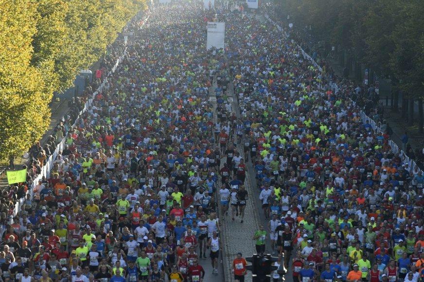 Berlyno maratonas
