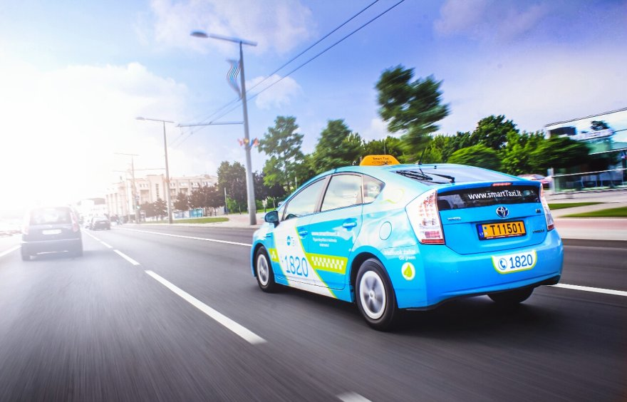"""""""Smart Taxi"""""""