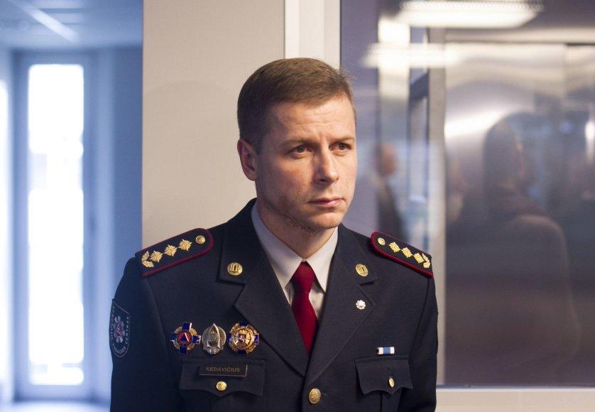 BPC viršininkas Artūras Kedavičius