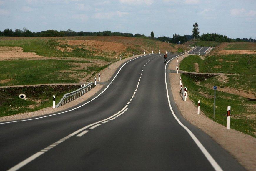 Kelias Kaunas-Zarasai-Daugpilis