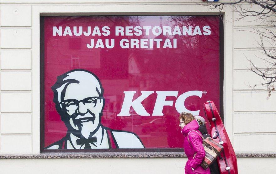"""Gedimino prospekte vietoje """"Literatų svetainės"""" atsidarys KFC"""