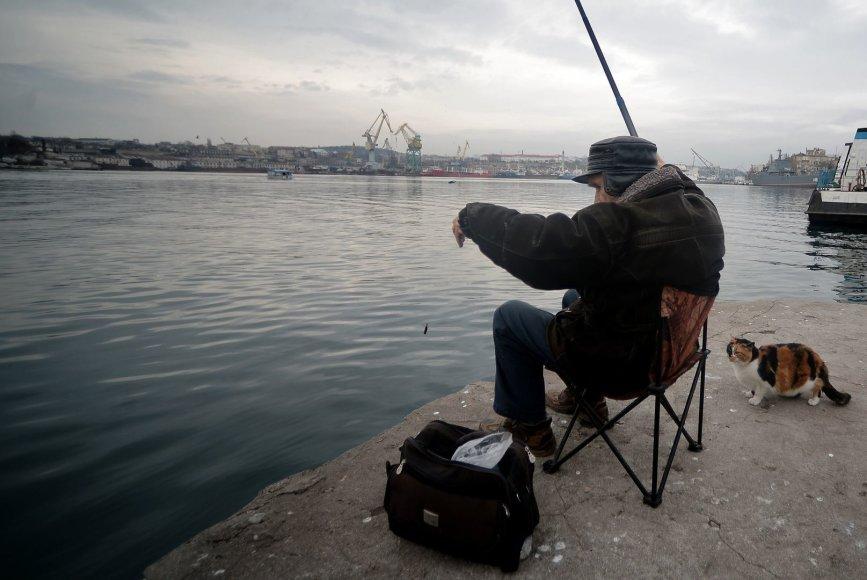 Gyvenimas Kryme