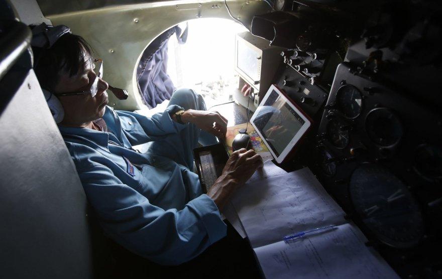 """Ieškomas dingęs Malaizijos lėktuvas """"Boeing 777"""""""