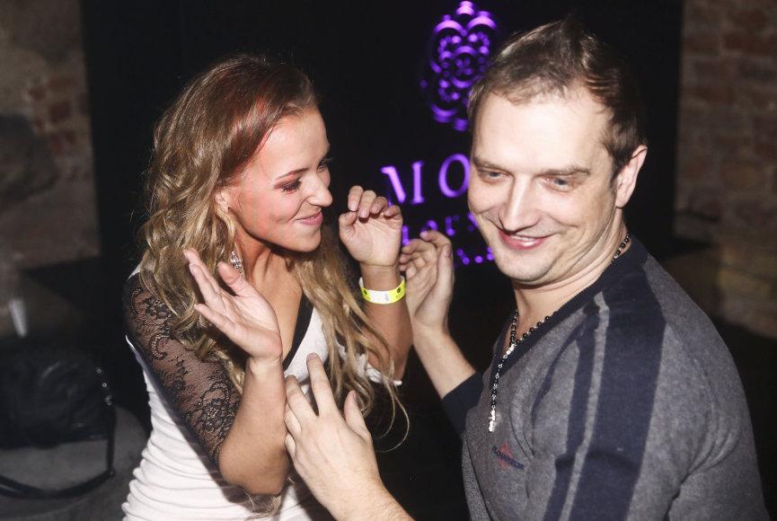 Ugnius Kiguolis ir Monika Šalčiūtė