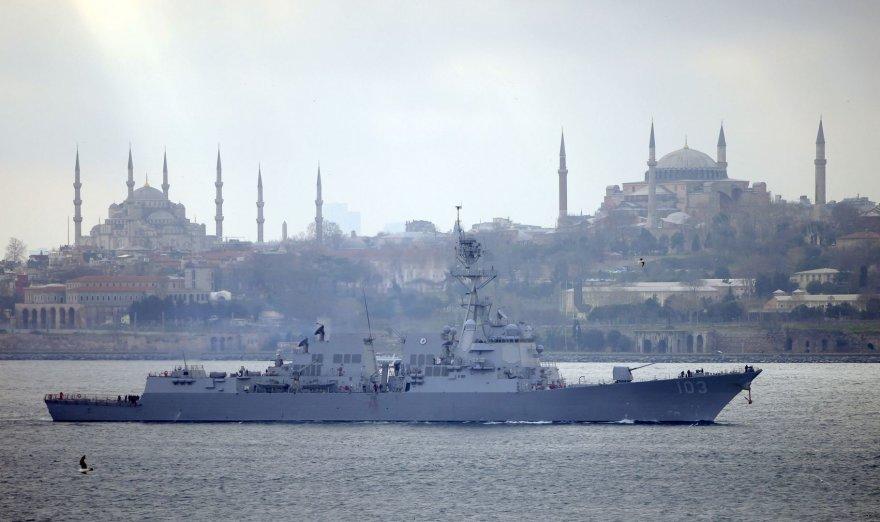 """""""USS Truxtun"""""""