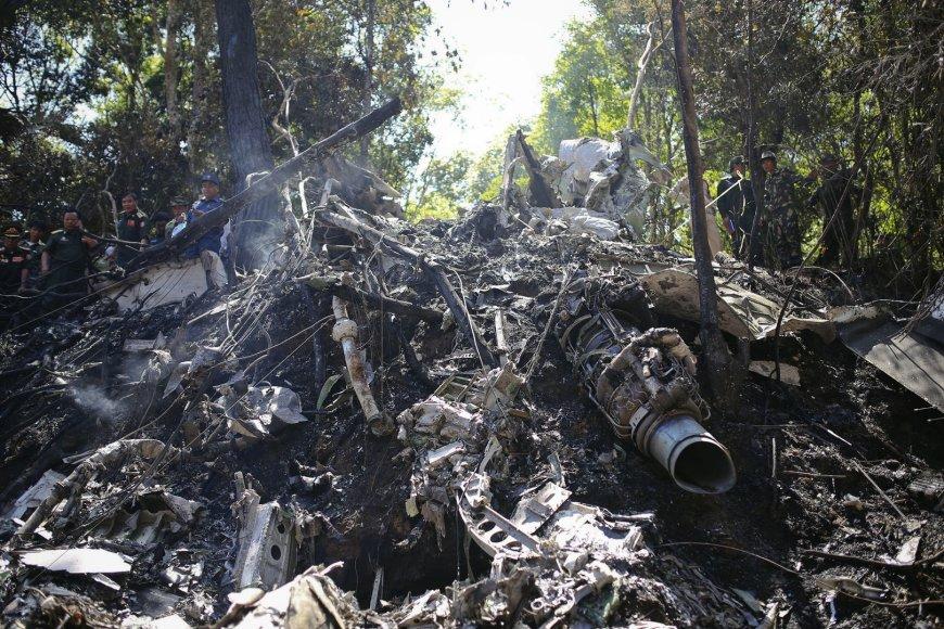 Lėktuvo katastrofa Laose